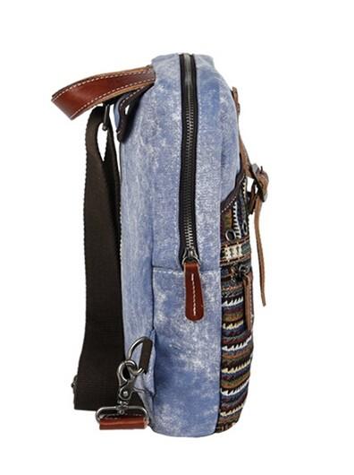 Single shoulder backpacks, messenger backpacks for school - YEPBAG