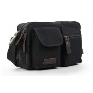 black man shoulder bag