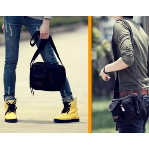 cool man shoulder bag