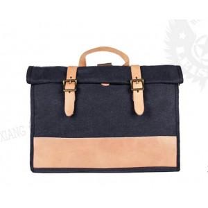 grey Satchel shoulder bag
