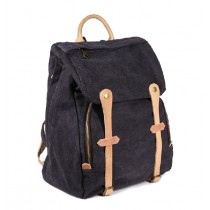 Fashion backpacks, vintage canvas rucksacks
