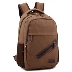 canvas 15 inch laptop backpack