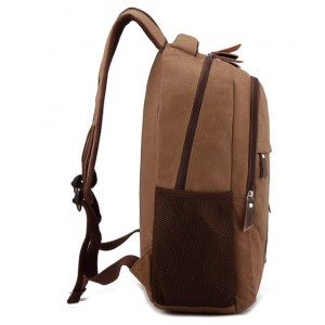 canvas fashion backpack