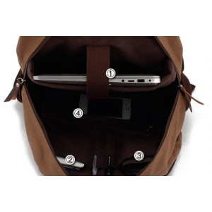 coffee 15 inch laptop backpack
