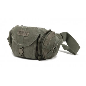 army green sport fanny pack