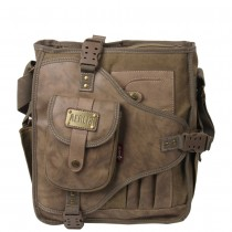 Travel bag, canvas shoulder bags for men