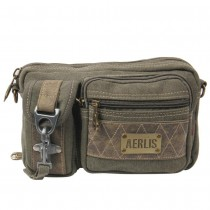 Security waist pack, awesome fanny pack messenger