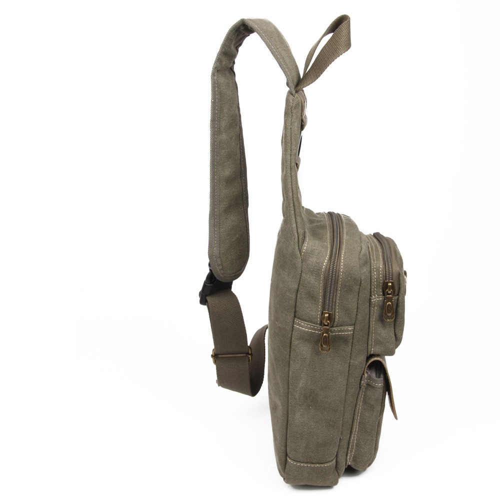 7f2254c2feed ... mens Crossbody sling bag  mens inexpensive backpack