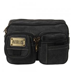 black bum bags waist packs