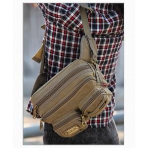 khaki bum bags waist packs