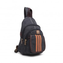 Convertible backpack, sling bags canvas