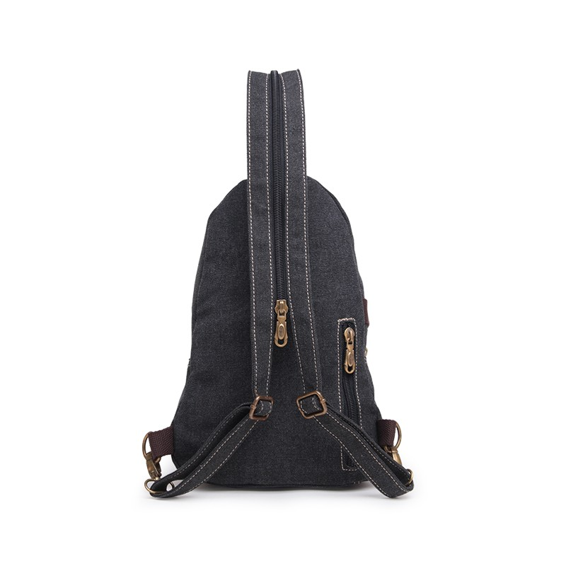 Convertible backpack, sling bags canvas - YEPBAG