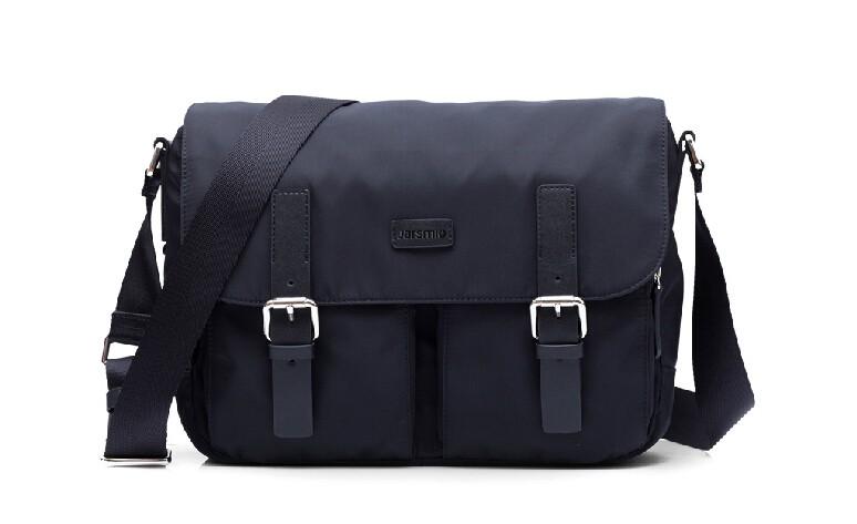 Messenger School Bag Black Over The Shoulder Bags