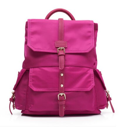... nylon funky backpacks  rose funky backpacks 03d3a7d9c2a7d