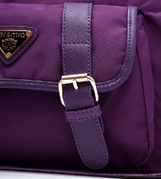 Purple Messenger Bags For School S