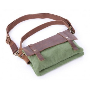 green girl's small Messenger