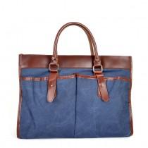 Leather Messenger bags, fashion canvas shoulder