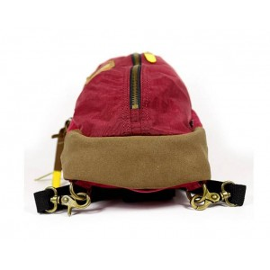red Unique Canvas Bags