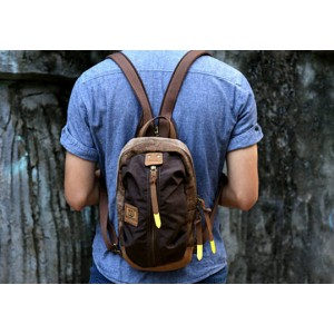 Canvas Backpack Style Bags