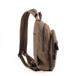 Teenagers Leisure Canvas Backpacks