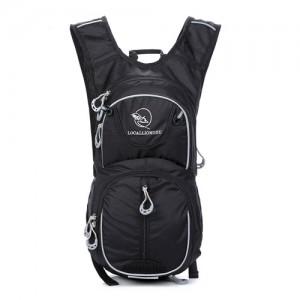black satchel backpack