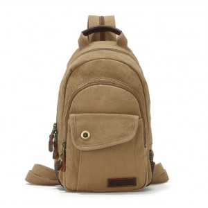 Classical mini canvas backpacks