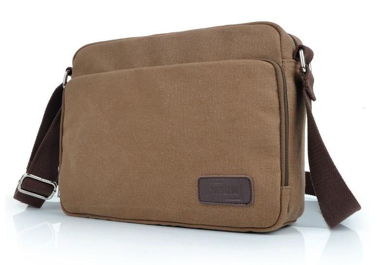 IPAD mens messenger bags canvas, cheap canvas messenger bag - YEPBAG