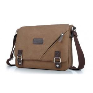 Ipad canvas satchel bag, mens messenger bags canvas