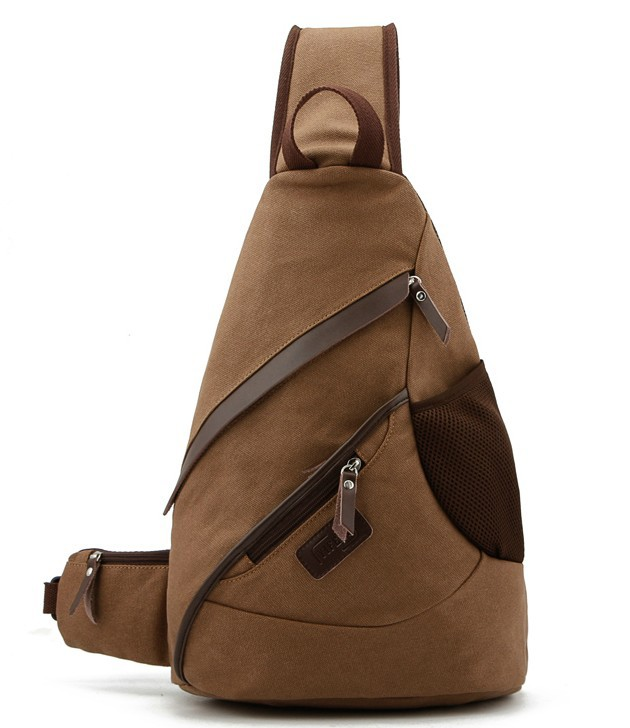 Ipad one shoulder strap backpack, over the shoulder pack - YEPBAG