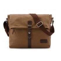 IPAD mens canvas messenger bag, mens canvas shoulder bags