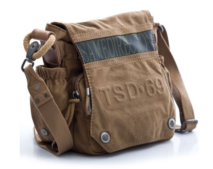 Canvas Satchel Bags For Men S Messenger Bag