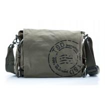 Vintage canvas messenger bags for men, canvas shoulder bag men