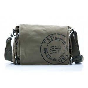 Vintage canvas messenger bags for men, canvas shoulder bag men