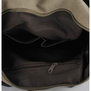 army green messenger bag men