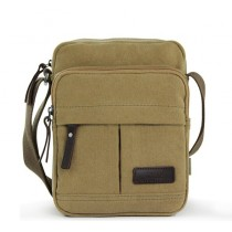 Ladies canvas shoulder bag
