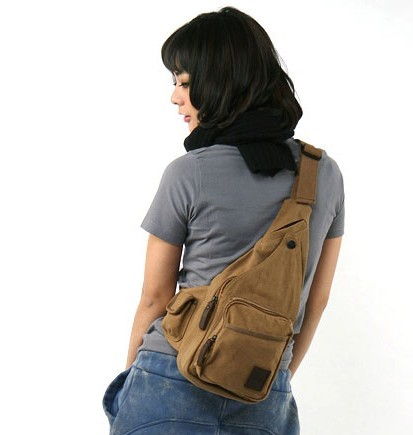 One strap shoulder bag, shoulder back pack - YEPBAG