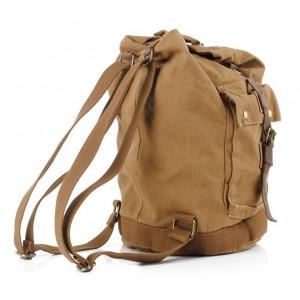 vintage rucksack backpack