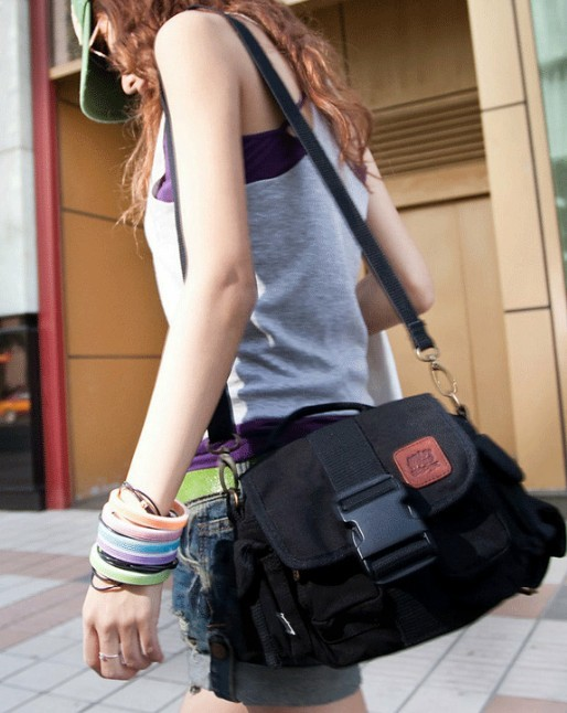 Shoulder Pain From Messenger Bag 121