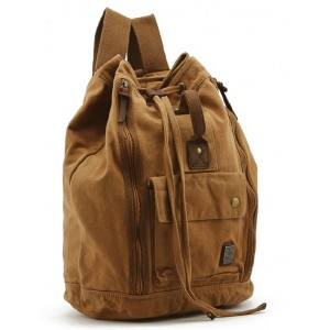 khaki Boy backpacks