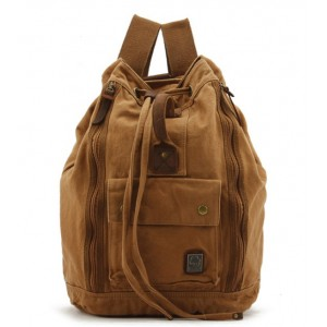 Boy backpacks canvas