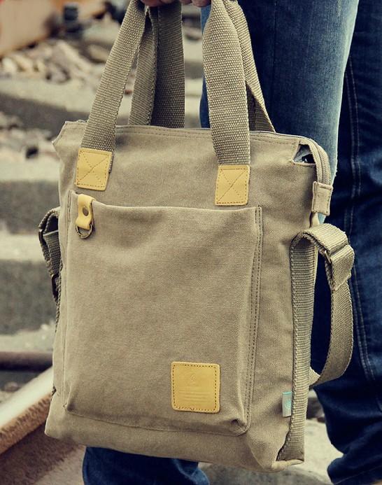 IPAD mens satchel messenger bag, mens shoulder bag - YEPBAG