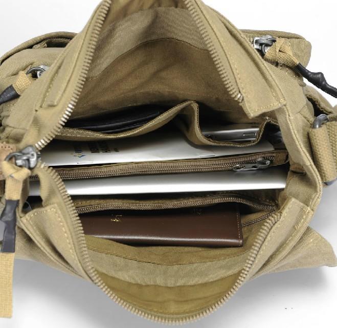 Ipad Classic Messenger Bag College Bags
